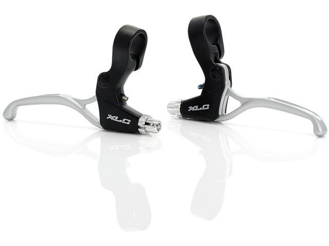 XLC BL-V02 Brake Lever for rotary handle BL-V02 black/silver